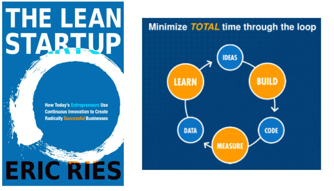 lean startup |