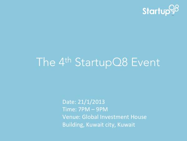 StartupQ8_4th_event