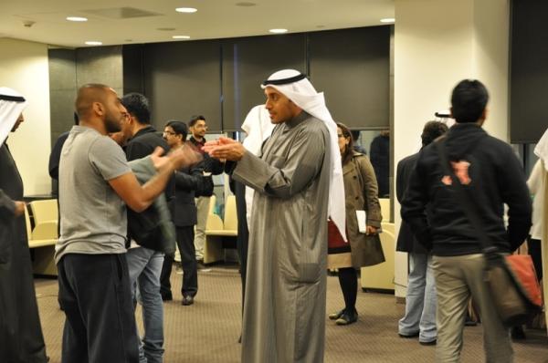 StartupQ8 4th Event - January 2013 (10)