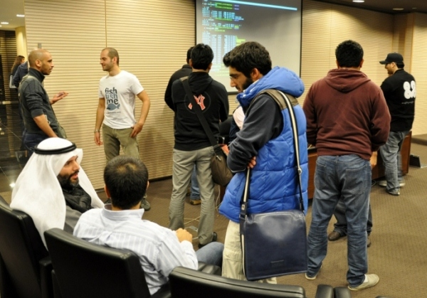 StartupQ8 4th Event - January 2013 (12)