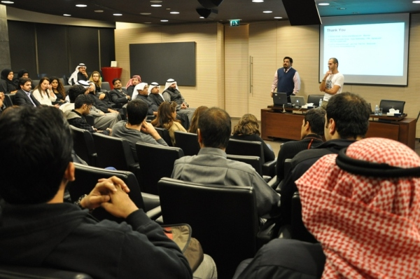 StartupQ8 4th Event - January 2013 (4)