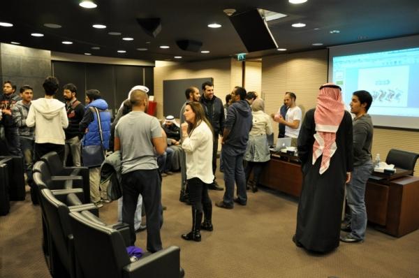 StartupQ8 4th Event - January 2013 (8)