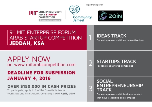 MITEF Roadshow Competition